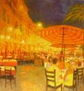Abend in Nizza