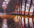 Canal du Midi Morgen