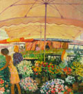 Herbst Markt Biberach wehr