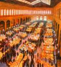 Markthallen in Athen