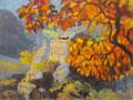 Uwe Herbst Haeser in den Bergen www.galerie-wehr.de