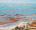 Rückkehr der Fischer--Senegal