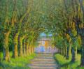 Uwe Herbst Provence Allee www.galerie-wehr.de